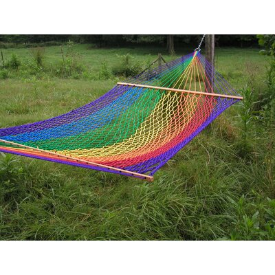 Terrill Rainbow Rope Tree Hammock by Freeport Park Find