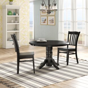 Langwater 3 Piece Bistro Set by Beachcrest Home Cheapt