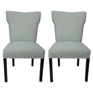 Towers Slipper Chair (Set Of 2) Sole Designs