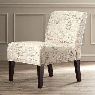Salkin Slipper Chair by Ch..