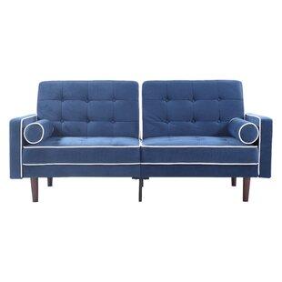 Bargain Elvie Convertible Sofa by Ebern Designs Reviews (2019) & Buyer's Guide