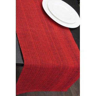 100 Cotton Table Runner Table Linens Up To 65 Off Until 11 20 Wayfair Wayfair