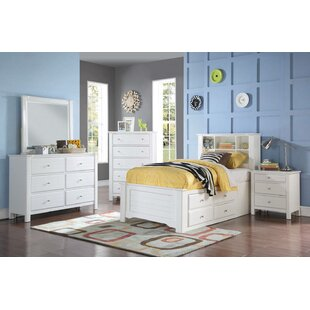 Markiewicz Platform Configurable Bedroom Set