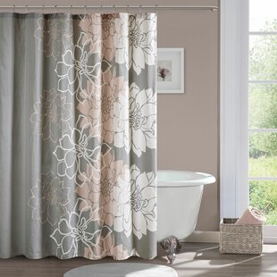 Broadwell Cotton Single Shower Curtain