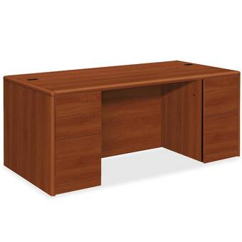 Astoria Grand Coto Executive Desk Reviews Wayfair