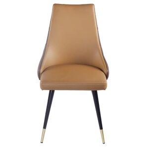 Kavit�Upholstered Dining Chair (Set of 2) by Orren Ellis