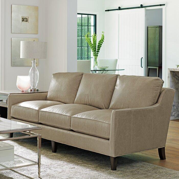Ariana Leather Sofa