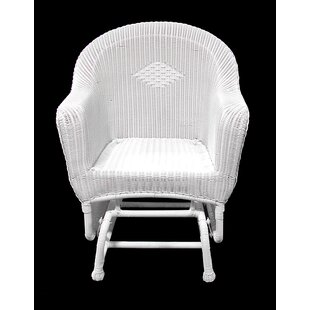 Resin Patio Dining Chair by LB International Great price