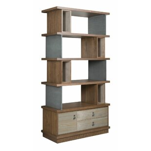 Maura Standard Bookcase by Foundry Select Top Reviews