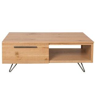 Dawna Coffee Table With Storage By Williston Forge