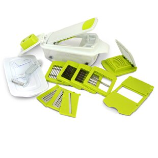 8-Piece Slicer Dicer and Chopper Set