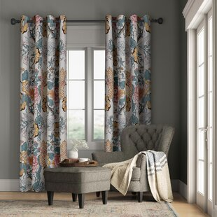 Cottage Style Curtains Wayfair