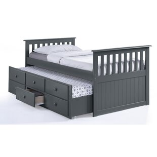 Marco Island Captain's Bed with Trundle Bed and Drawers by Broyhill®