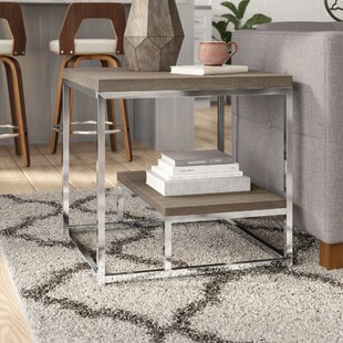 Price comparison Philippos End Table ByMercury Row