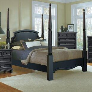Wildon Home ® Scarlett Four Poster Bed