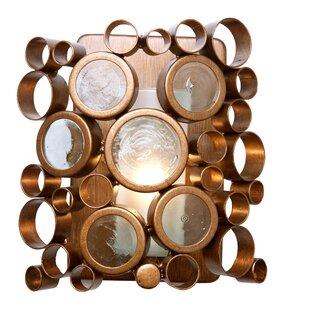 Fascination 1-Light Bath Sconce By Varaluz Wall Lights