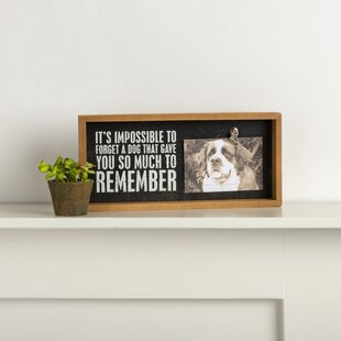Pet Picture Frames Youll Love Wayfair