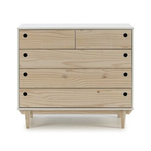 Lawrie 5 Drawer Chest By Ebern Designs