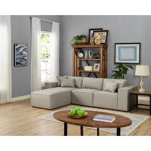 Williston Forge Burien Modular Sectional