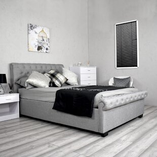 Bowhill Upholstered Ottoman Bed By Ophelia & Co.