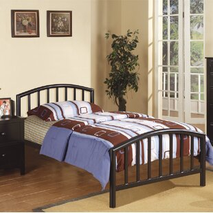 Dade Panel Bed by Harriet Bee Great Reviews