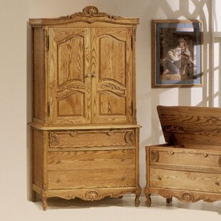 August Grove Annita TV-Armoire