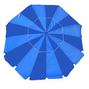 Schroeder Heavy Duty 8' Beach Umbrella by Freeport Park