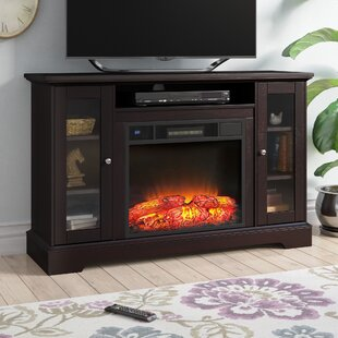 Order Imogen TV Stand for TVs up to 50 with Fireplace ByDarby Home Co