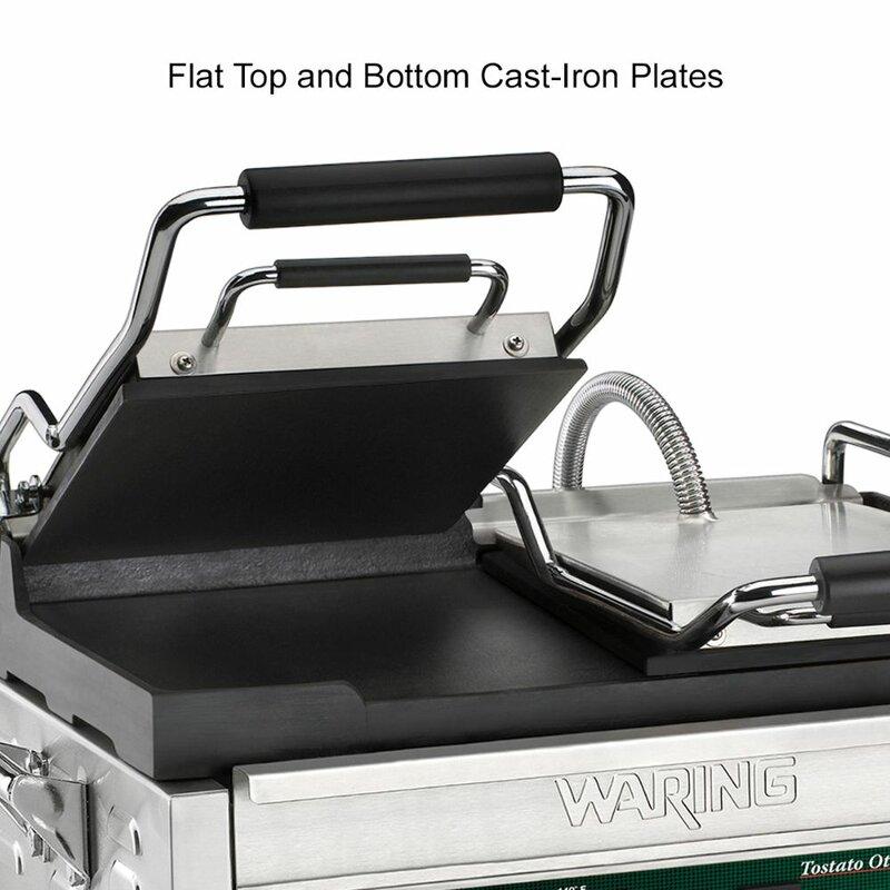 Waring 240v 3200w Panini Grill Wayfair