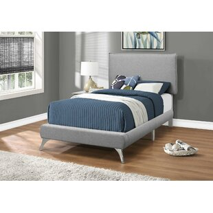 Whipton Upholstered Panel Bed