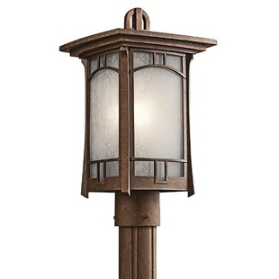 Millwood Pines Forster Outdoor 1-Light Lantern Head
