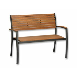 Strafford Solid And Manufactured Wood Bench By Brambly Cottage
