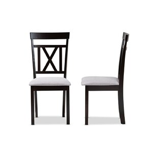 Guynn Dining Chair (Set of 2) by Charlton..
