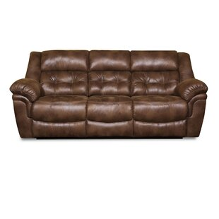 Simmons Upholstery Hanna Motion Reclining Sofa by 17 Stories