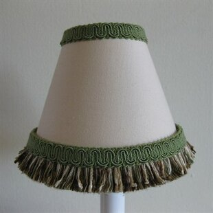 Finding Fossels 11 Fabric Empire Lamp Shade