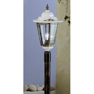 Nelle 1-Light 164cm Post Light By August Grove