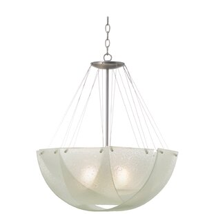 Kalco Cirrus 3-Light Bowl Pendant