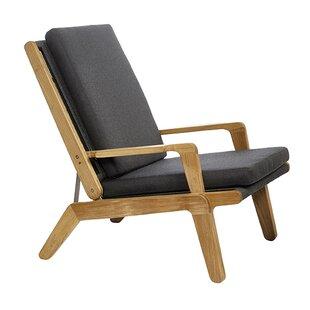 OASIQ Skagen Teak Patio Chair with Cushions