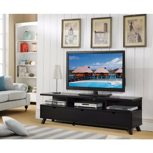 Duell Wide 70.75'' TV Stand with Multiple Storage Latitude Run