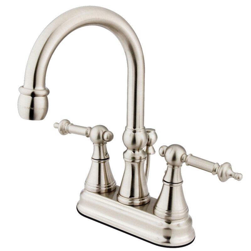 Tuscany Centerset Bathroom Faucet