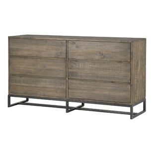 Anne 6 Drawer Dresser