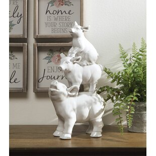 Ceramic Pig Wayfair