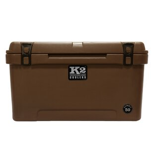 50 Qt. Summit Cooler By K2 Coolers