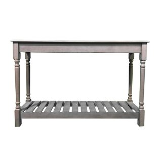 Audubon Console Table by Highland Dunes