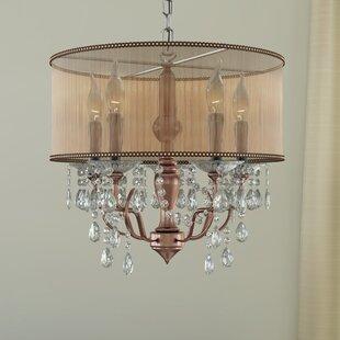 Willa Arlo Interiors Margrett 5-Light Chandelier