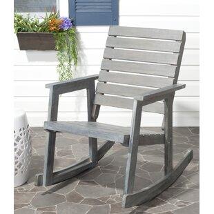 August Grove Laci Rocking Chair
