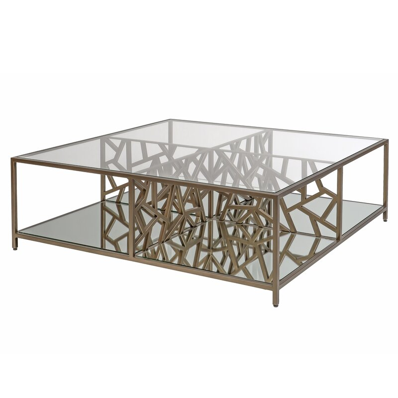 Cracked Ice Coffee Table Reviews Allmodern