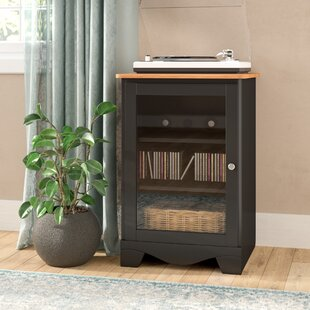 Kew Gardens 1 Door Audio Tower by Andover Mills Design