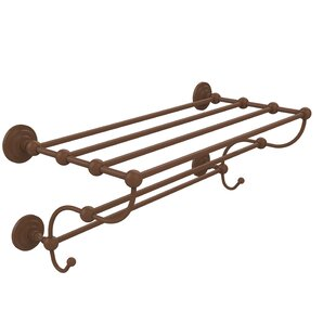 Allied Brass Prestige Que New Wall Shelf