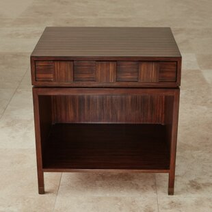Find Quad Block End Table by Global Views